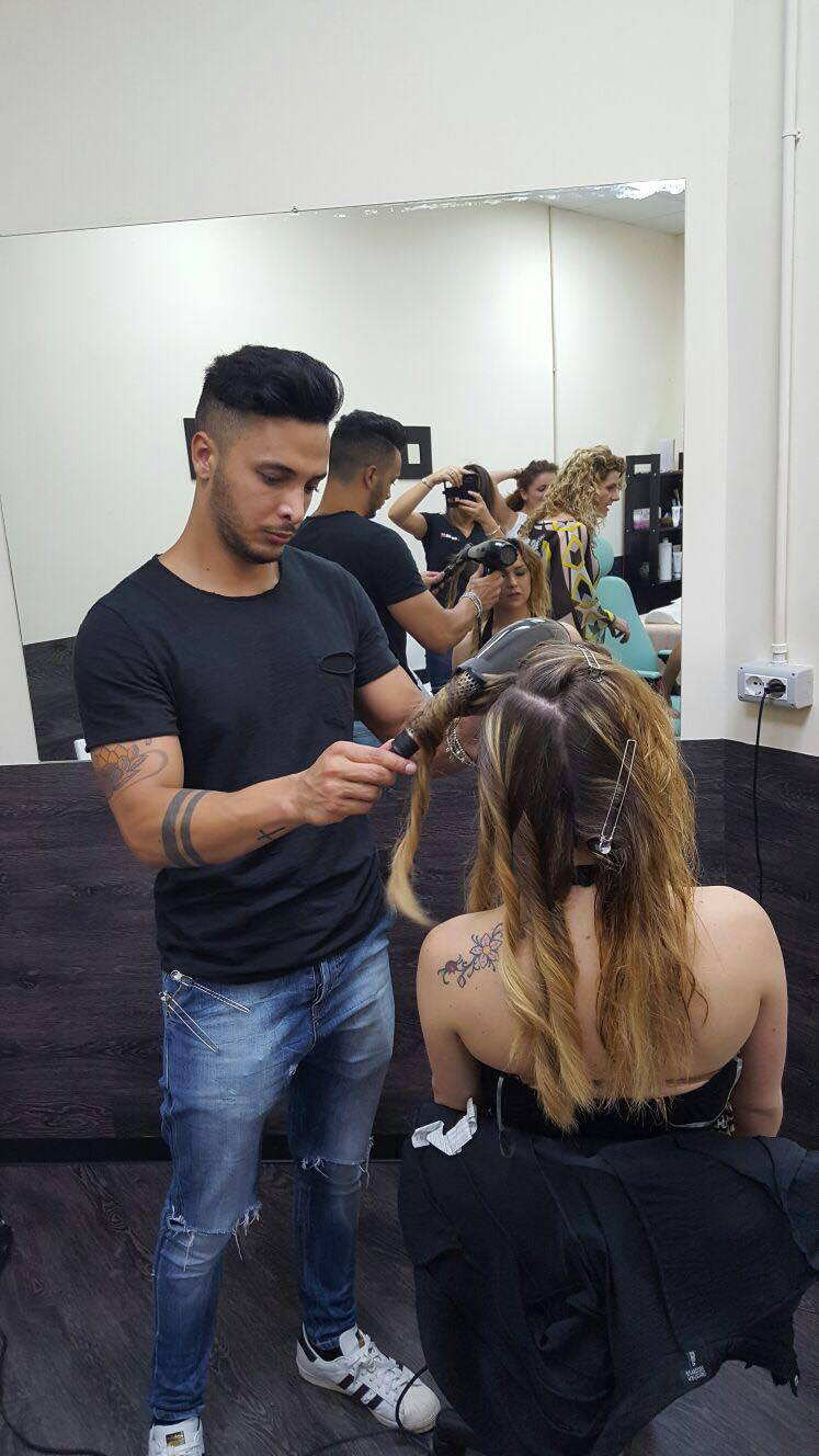 dietro le 5 miss e mr anfra hairstylist 1